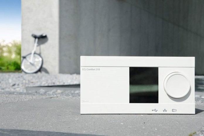 Danfoss-контроллер-ECL-Comfort