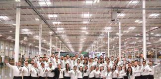 Schneider-Eelctric-завод-в-Мексике
