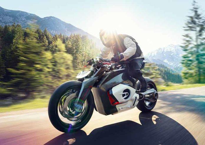 bmw-электромотоцикл