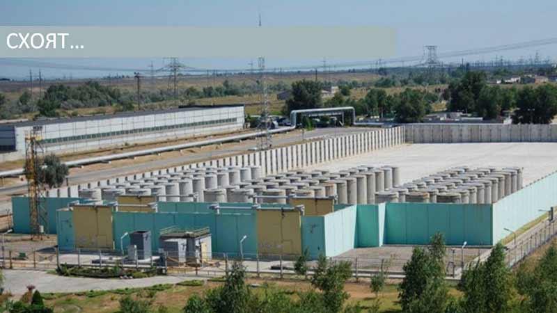 Атомэнергоспецзащита_проект_СХОЯТ_Запорожская-АЭС