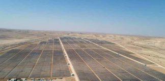 солнечный-парк-Benban-в-Египте