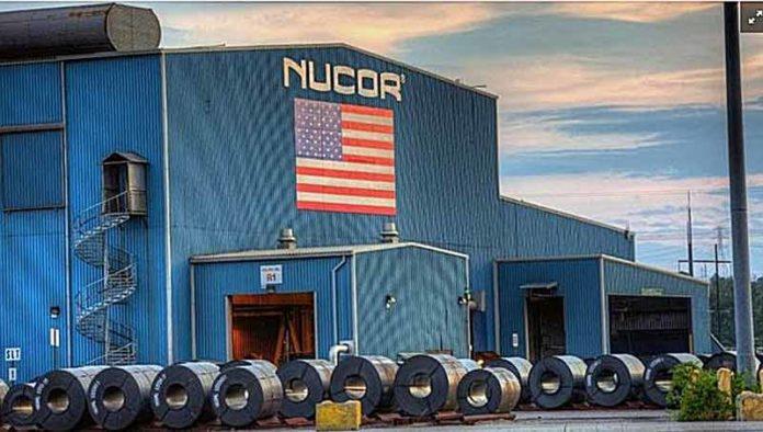 Nucor-завод-на-ветровой-энергии