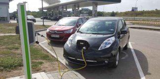 Электромобили-Украина-2019
