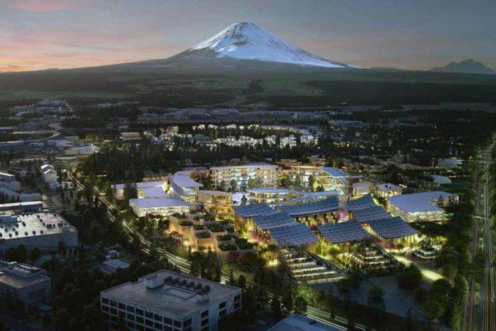 toyota-город-будущего