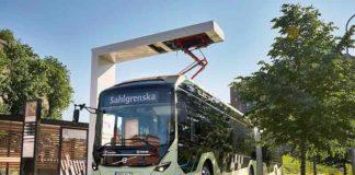 АВВ-Volvo-электрификация-Гётеборга