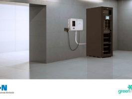 Eaton-Green-Motion-зарядные-станции