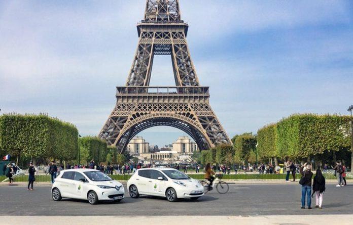 Франция-электромобили-субсидии