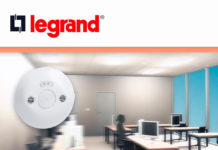 Legrand-датчики-движения