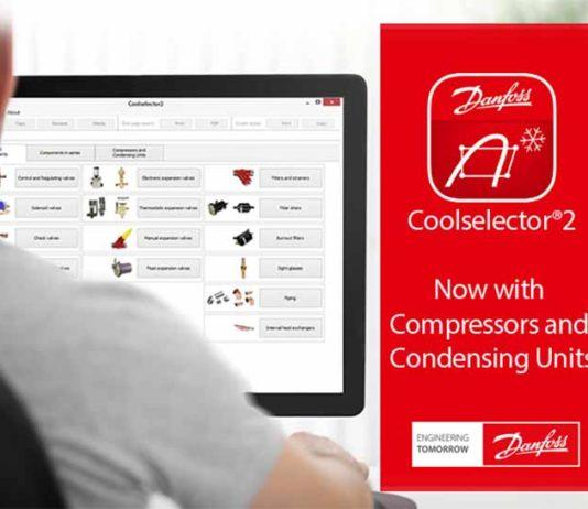 Электроблю-Danfoss-Coolselector®2-1