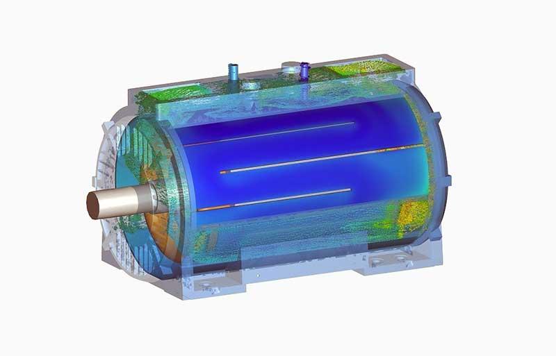 Электроблюз-двигатели-АВВ-AXW-1