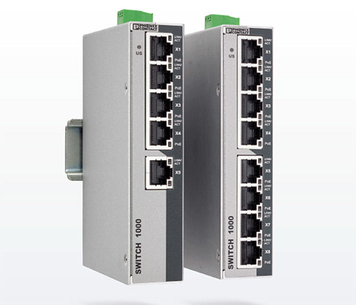 Электроблюз-Phoenix-Contact-коммутаторы-Power-over-Ethernet