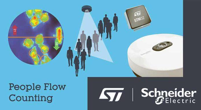 Электроблюз-Schneider-Electric-STMicroelectronics