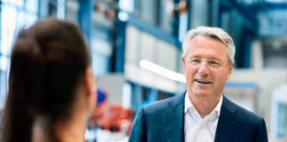 Электроблюз-ABB-CEO-Бьорн-Розенгрен-Давос