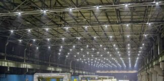Электроблюз-ДТЭК-LED-освещение