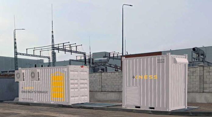 Электроблюз-Винница-KNESS-система-накопления-энергии