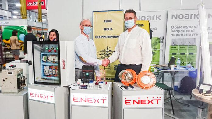 Електроблюз-E.NEXT-Україна-AgroExpo-2021