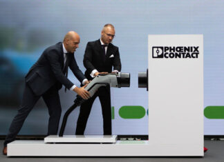Электроблюз--Phoenix-Contact-E-Mobility-завод-в-Польше