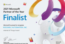 Электроблюз-Rockwell-Automation-Microsoft-Internet-of-Things-Partner-of-the-Year-2021
